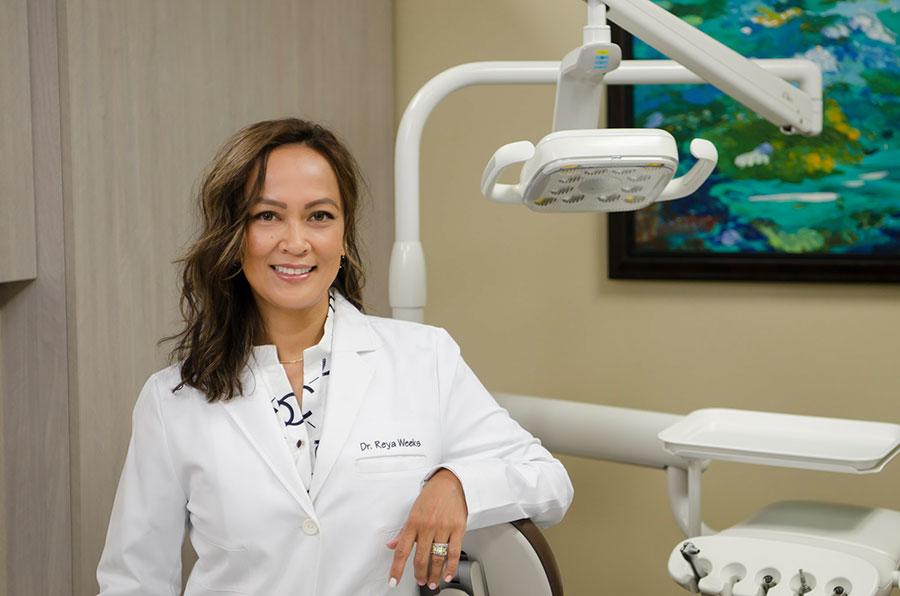 Dr Reya Weeks Oviedo